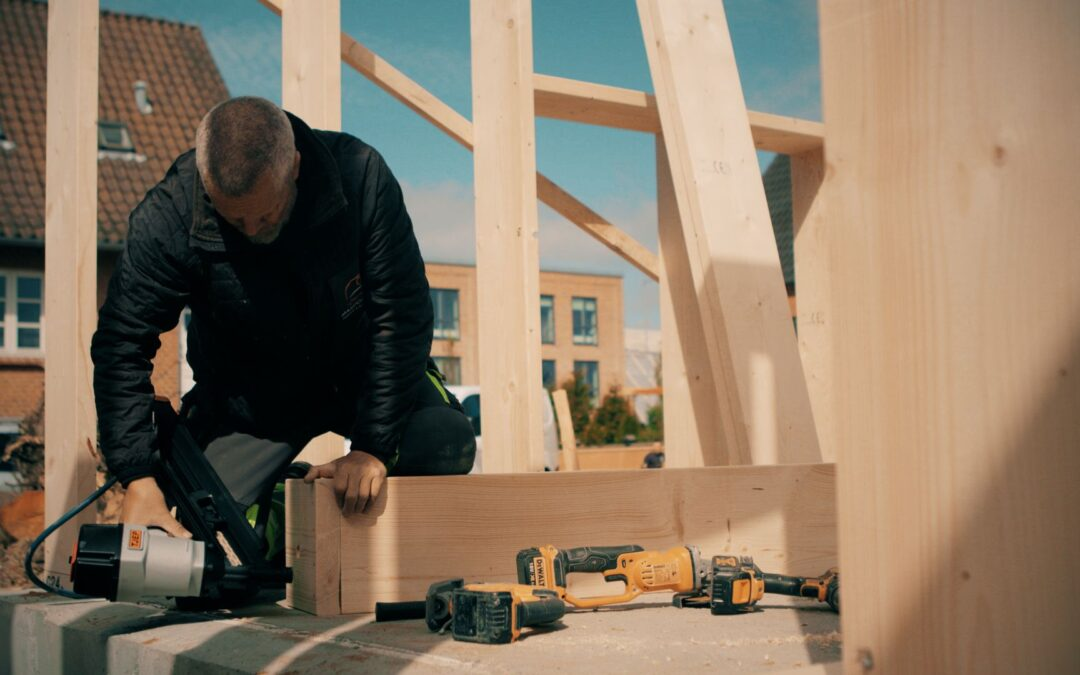 Ledig stilling som tømrer